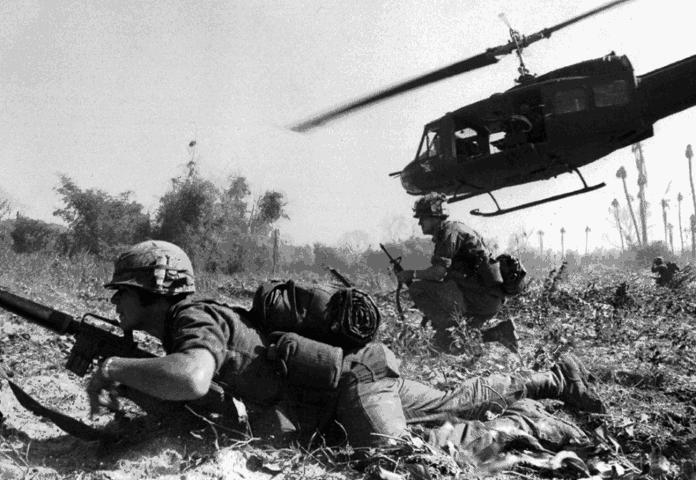 Vietnam amerika savaşı