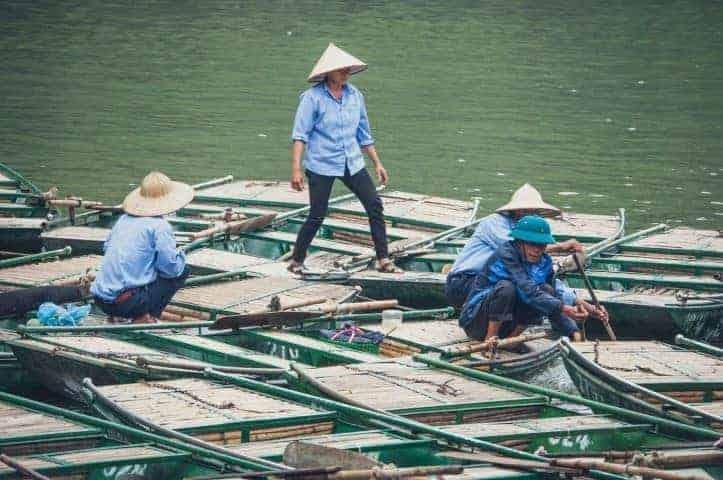 Vietnam vizesi 2018