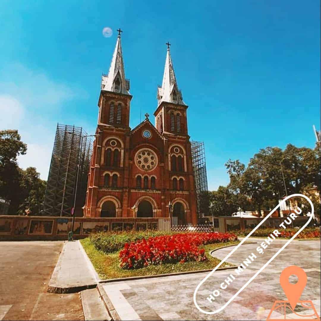 Ho Chi Minh Şehir Cu Chi Tünelleri turu